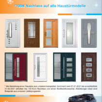 therma Haustür Winteraktion 20/21
